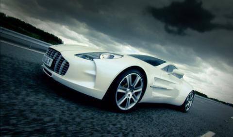 Aston Martin One-77, el atmosférico más potente del mundo