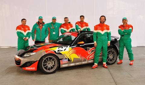 Fotos: Auto Bild España, en el 20 aniversario del Mazda MX-
