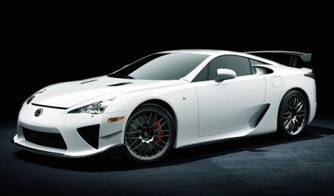 Fotos: Lexus crea un LFA aún más exclusivo