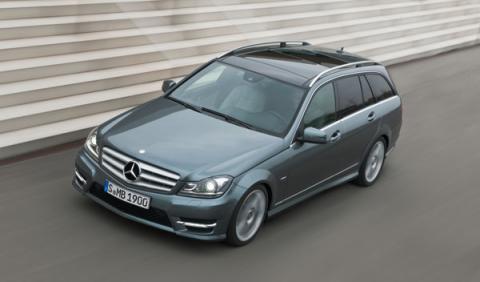 Fotos: La nueva generación del Mercedes Clase C llegará en