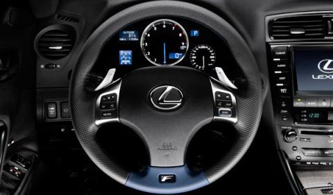 Fotos: Lexus IS F 2011: una conducción más deportiva y efic