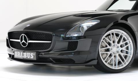 Fotos: Mayores prestaciones y exclusividad para el Mercedes