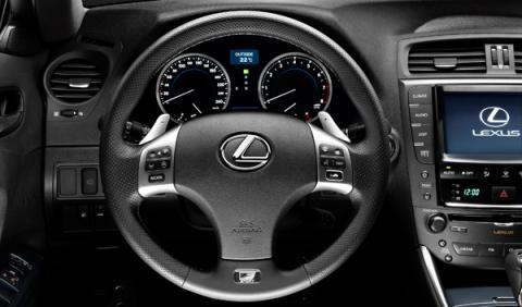 Fotos: Nueva versión F-Sport para el Lexus IS 250