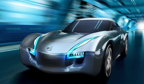 Nissan Esflow frontal
