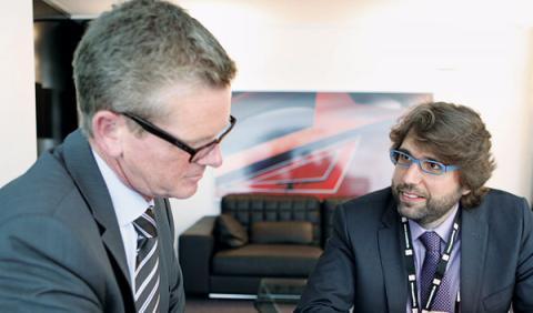 Entrevista a Matthias Rabe, vicepresidente ejecutivo de Investigación y Desarrollo de Seat