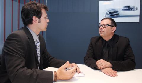 Entrevista a Peter Schreyer, jefe de Diseño de Kia