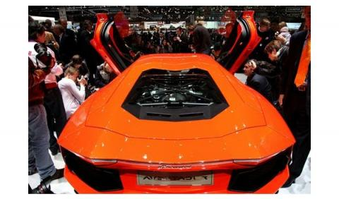 Lamborghini Aventador: todo vendido