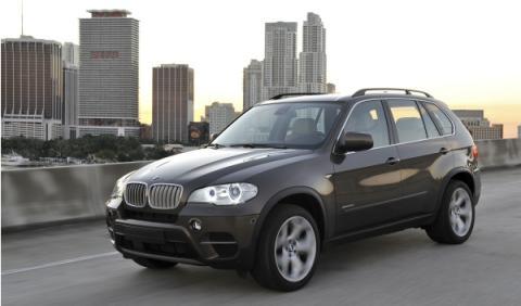 BMW X5, el coche más robado en Reino Unido