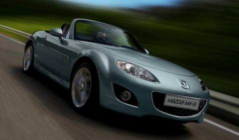 Mazda MX-5 Iruka: solo en Internet