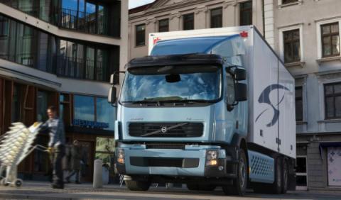 Llegan los camiones híbridos