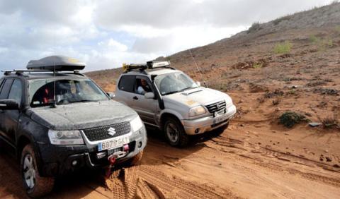 AUTO BILD 4x4 comienza la aventura marroquí