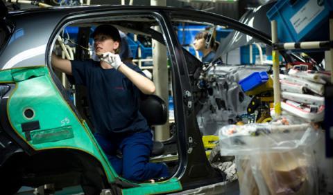 El terremoto de Japón afectará al sector del automóvil