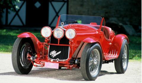 Alfa Romeo 8C (1931-1934)