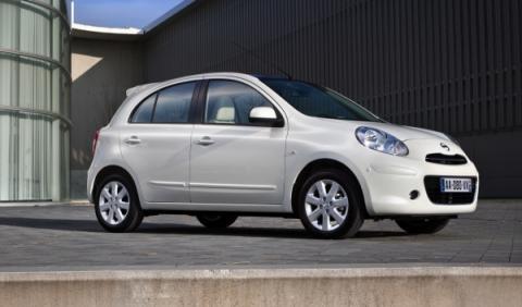 Nissan Micra DIG-S delantera