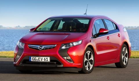 Opel espera vender 10.000 unidades del Ampera en 2012