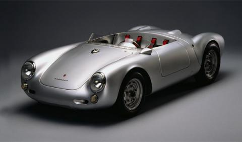 Porsche podría rescatar el 550