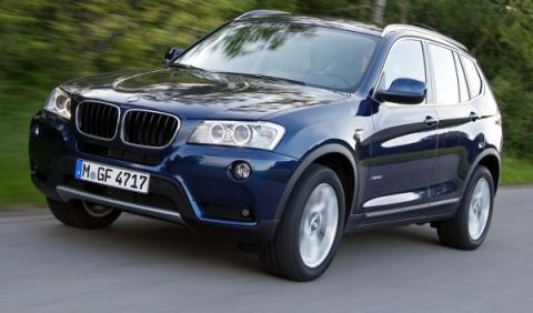 El BMW X3 estrenará dos motores en otoño