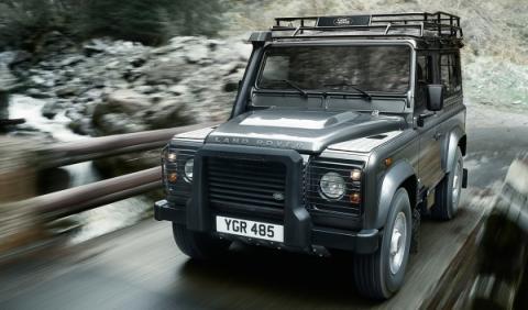 Nuevo motor diésel para el Land Rover Defender