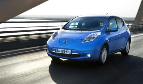 El Nissan Leaf, ya a la venta en España