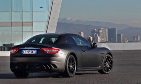 Maserati retira en China 56 coches por fallo en la tracción