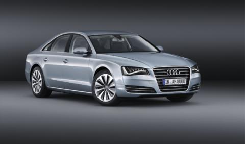 Audi A8 Hybrid, una berlina de lujo con corazón eléctrico