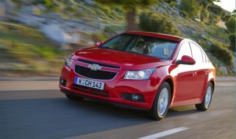 General Motors revisará 100.000 Chevrolet