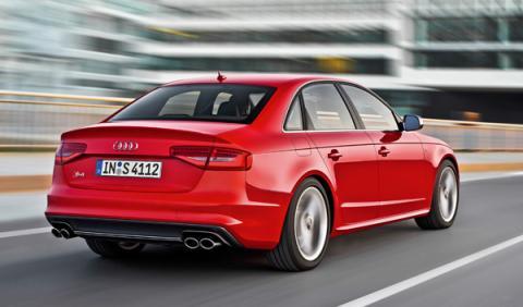 Nuevo Audi S4, más agresivo