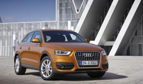 El Audi Q3 inicia su venta con un espectáculo exclusivo