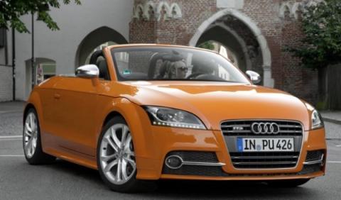 Audi TT 1.8 TFSI y 2.0 TDI con cambio S tronic