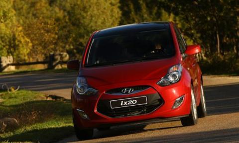 Hyundai te cambia el coche gratis si eres madre o padre