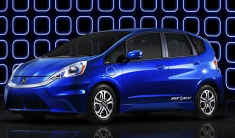 Honda Fit EV: el primer eléctrico en Los Ángeles
