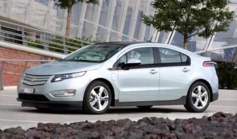 Chevrolet asegura: no hay riesgo de incendio para el Volt