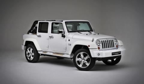 Jeep Wrangler Unlimited Nautic Concept