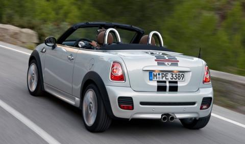 El nuevo Mini Roadster ya tiene precio: desde 23.700 euros