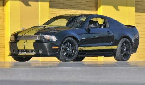 Shelby Mustang '50th anniversary': hasta 800 CV