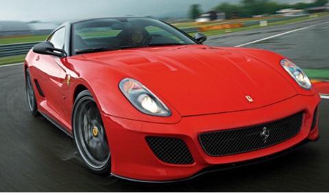 El Ferrari 599 ya tiene sucesor