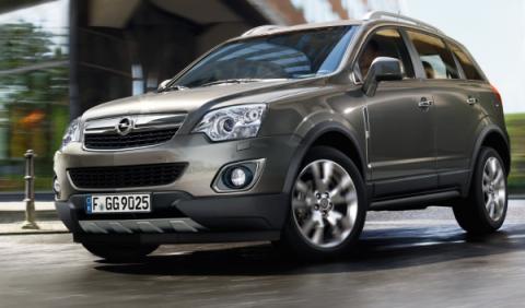 Llamada a taller del Opel Antara por riesgo de incendio