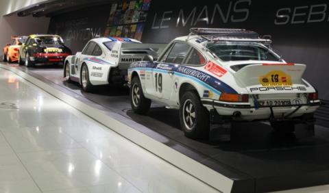 El Museo Porsche muestra la 'Esencia 911'