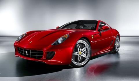 Nuevo modelo V12 de Ferrari para el Salón de Ginebra 2012