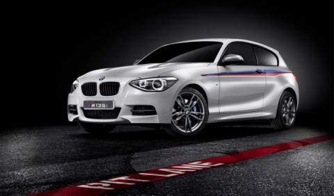 BMW Concept M135i frontal