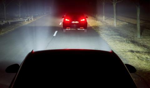 Opel LED Matrix: revolución de luces confortables y seguras