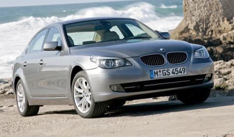 BMW llama a revisión a 1,3 millones de vehículos