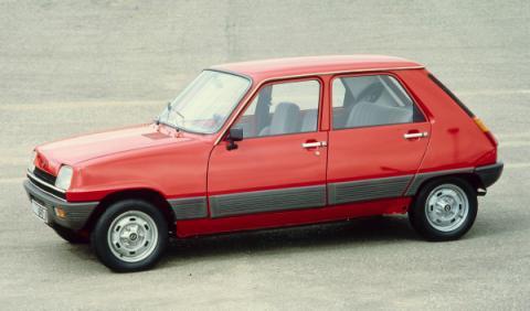 El nuevo Renault 5 llegará en 2014