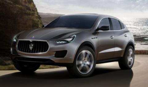 Maserati fabricará tres nuevos modelos para 2014