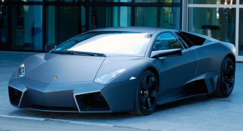 Un Lamborghini Reventón de 1,2 millones de euros