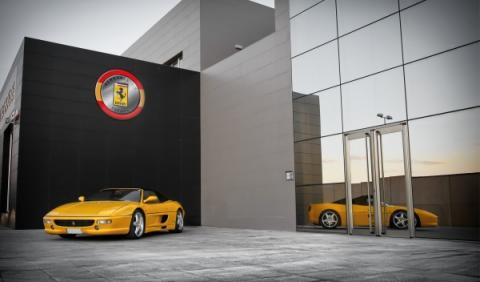 Ferrari 335 F1 Spider