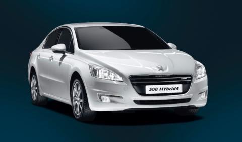 Nuevo Peugeot 508 HYbrid4, el tercero de la saga