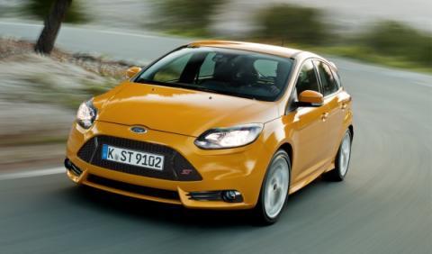 Ford ha desarrollado el Focus ST 2012 para sesenta mercados