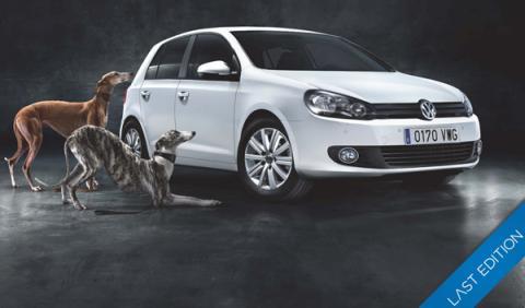 Volkswagen Golf Last Edition: desde 16.900 euros