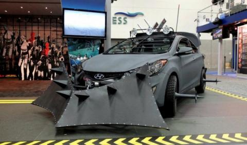 Hyundai Zombie Survival: para huir de los muertos vivientes